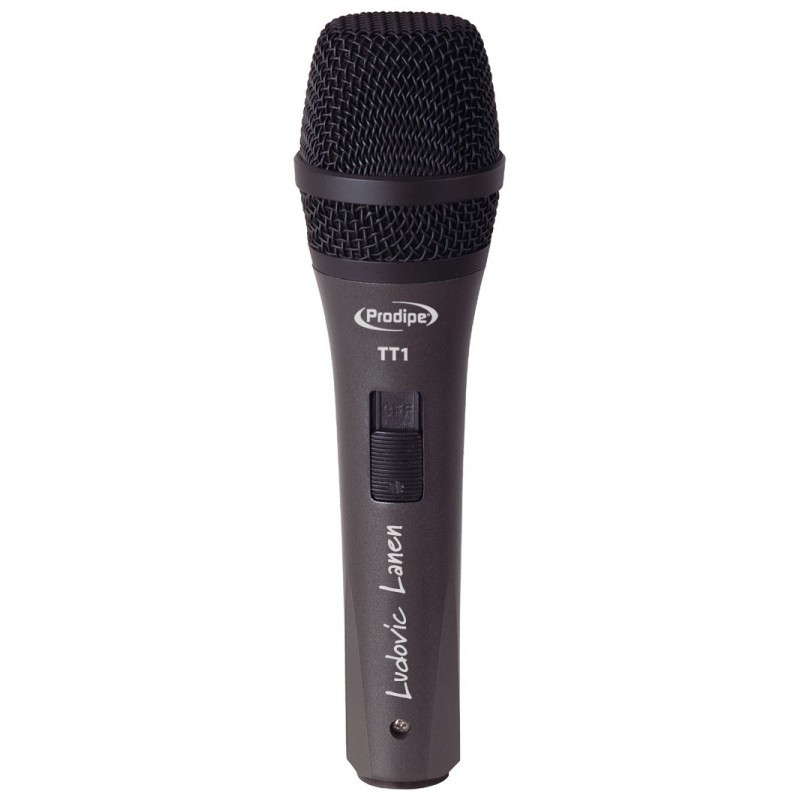 Propide TT1 Kablolu Dinamik Vokal El Mikrofonu