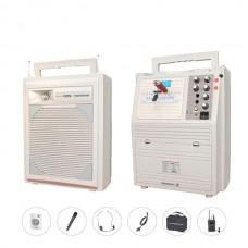 Bots SH 668U-YKEH Seyyar Portatif 1 Yaka 1 Kafa 1 El Telsiz Mikrofonlu Mevlüt Anfisi