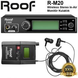 Roof R-M20 In Ear Monitör Kulaklık