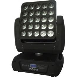 BlueStar CB-055 25x12 Watt 4 in1 RGBW LED Beam Robot Işık Sistemi