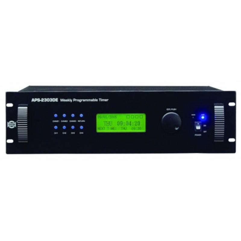 Show APS-2303DE Haftalık Programlama Cihazı