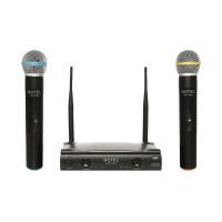 Notel NOT 700 EE UHF Sabit Kanal Kablosuz Telsiz Çift El Mikrofon