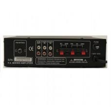 BlueStar BS-500T 100V Trafolu Mikser Amplifikatör