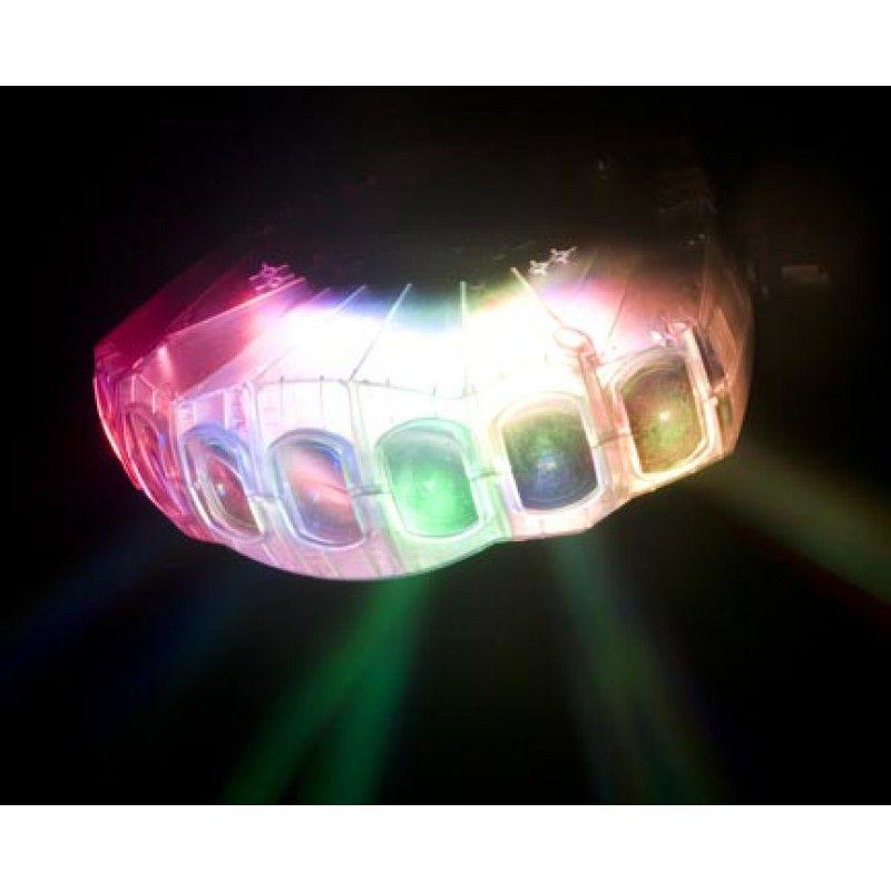ADJ Jelly Fish 2 Kanal DMXli Efekt Işık