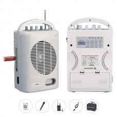 Bots SH 221U-YE Seyyar Portatif 1 Yaka 1 El Telsiz Mikrofonlu Mevlüt Anfisi