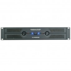 American Audio VLP-2500 2x1300 Watt Power Amfi