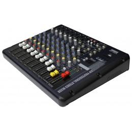 Notel NOT 1000FX 10 Kanal Profesyonel Dijital Stüdyo Deck Ses Mikseri