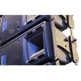 Mcs LA-25 AP MCS 25 için Line Array Tipi Metal Askı Aparatı (1 Sağ + 1 Sol)