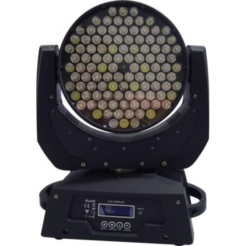 BlueStar LM-3108 108PCS X 3 Watt RGB/RGBW LED Boyama Robot Işık Sistemi
