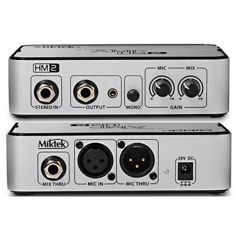 Miktek HM2 Bireysel Monitoring Sistemi