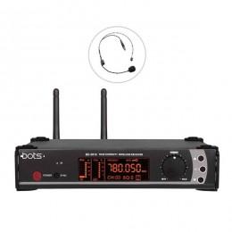 Bots BE-5018 K UHF Tekli Kablosuz Kafa Mikrofon