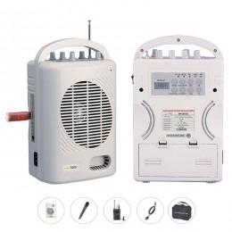 Bots SH 221U-YEH Seyyar Portatif 1 Yaka 1 El Telsiz Mikrofonlu Mevlüt Anfisi