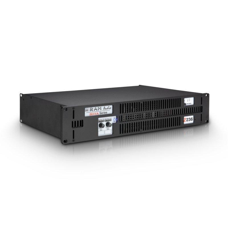 Ram Z-440 4x1000 Watt Stereo Power Amplifikatör