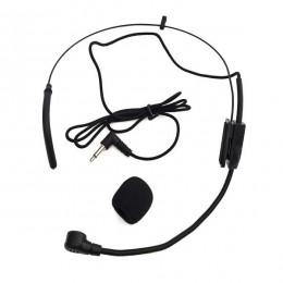 Osawa Headset Mikrofon Siyah