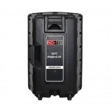 Notel NOT PH8015-9T 15'' (38 Cm) 750 Watt Plastik Pasif Kabin Hoparlör Tekerlekli Çekçekli