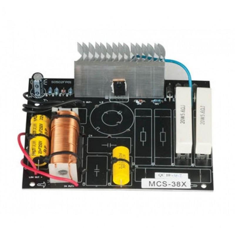 MCS 38X 2 Yol X-Over 800 Watt Max.