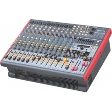 König K-16 P850 2x850 Watt 16 Kanal Power Mikser
