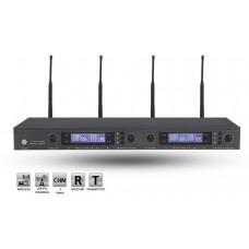 Roof R-4000 4 Kanal UHF Kablosuz Mikrofon Alıcısı