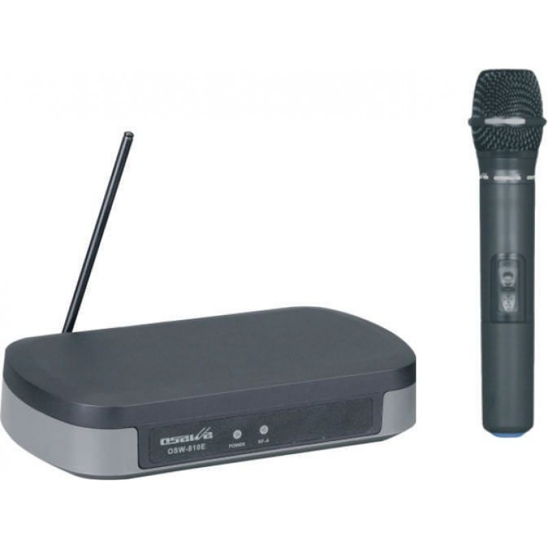 Osawa OSW-810E VHF Telsiz El Mikrofon