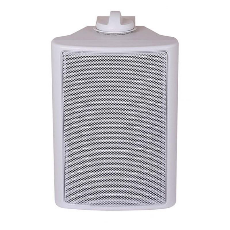 Mikafon MNT3T 10 W(2,5-5-10 W Seçilebilir)/100 V 42,5 / 5 / 10 W seçilebilir 2 Yollu Plastik Kabin Hoparlör