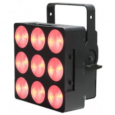 ADJ Dotz Brick 3.3 3x3 9 Watt COB TRI LED İle Matrix Panel