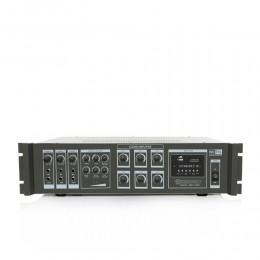 Notel NOT A 206T 200 Watt 6 Bölgeli Mp3 Çalarlı Hat Trafolu Mikser Amplifikatör