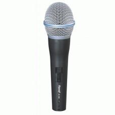 Roof R-100 Kablolu Dinamik El Mikrofonu