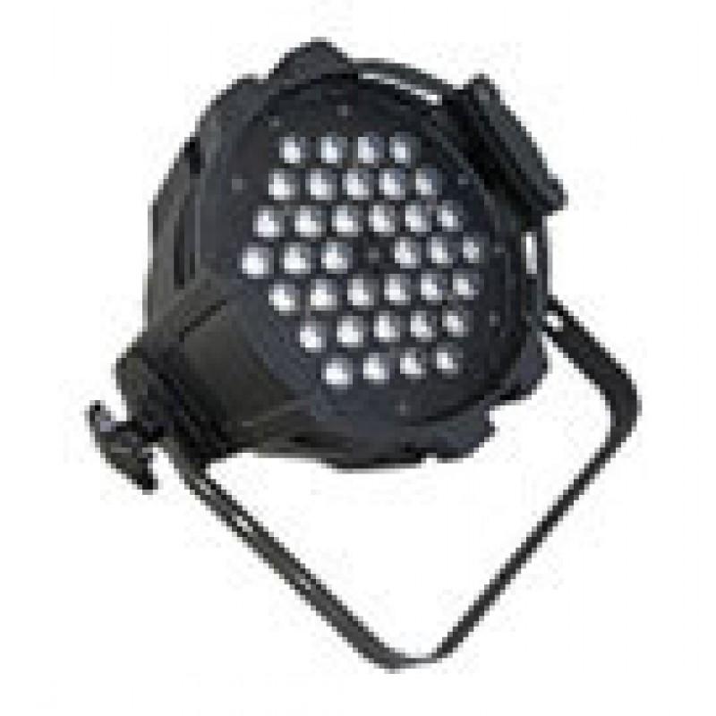 BlueStar LP-363B 36X3 Watt RGB(R:12 G:12 B:12) LED Par