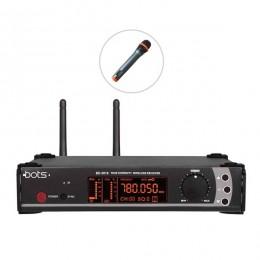 Bots BE-5018 E UHF Tekli Kablosuz El Mikrofon