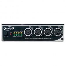 Propide MIDI-USB PRODIPE 4i4o 4 MIDI Giriş ve 4 MIDI Çıkışlı Ses Kartı