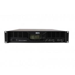 MCS 2001 2x1000 Watt Power Amplifikatör