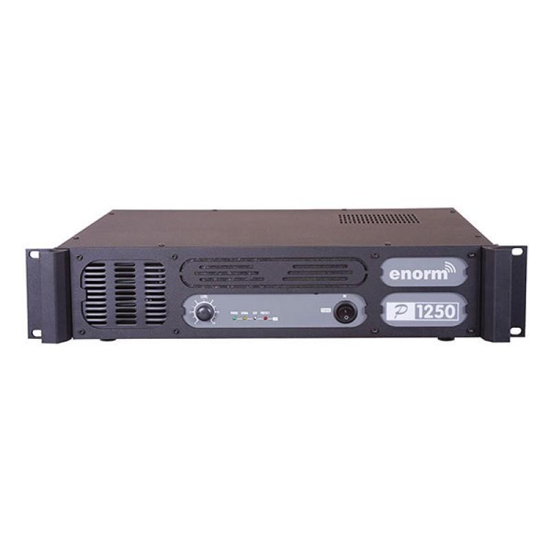 Enorm P1250 300 Watt Power Amplifikatör