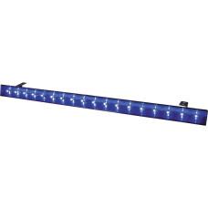 ADJ ECO UV BAR 18x 1W UV LED'li Siyah Renkli Efekt Işığı