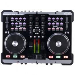 American Audio VMS-2 2 Kanallı Dj Kontrol