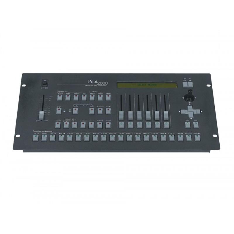 BlueStar LC-2000 PİLOT2000 Kontrol Masası