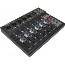 Notel NOT 700E 7 Kanal Mini Dijital Stüdyo Deck Ses Mikseri