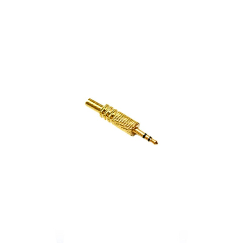 Notel NOT KON7 3.5 Mm Stereo Erkek Jack Gold