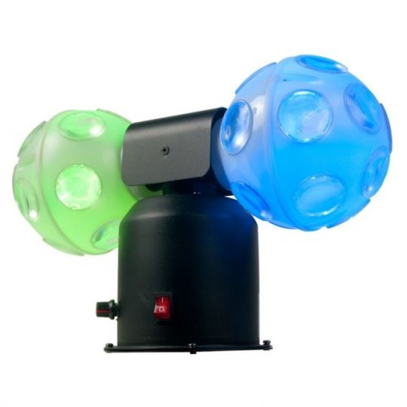 ADJ Jelly Cosmos Ball 60 Adet Sese Duyarlı Işınlar Üretir