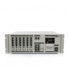 Notel NOT A 2100BTT 2x100 Watt Eko'lu Mp3 Çalarlı 2 Çıkışı Hat Trafolu Küp Mikser Amplifikatör