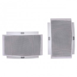 Mikafon PCB6T 2,5/5/10 W Seçilebilir 100V Sıva Üstü Yarım Küre Küre Hoparlör