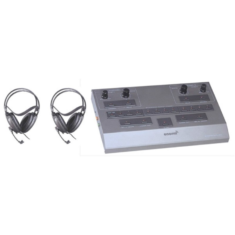 Enorm MC9160-8 Simultane Çeviri Ünitesi