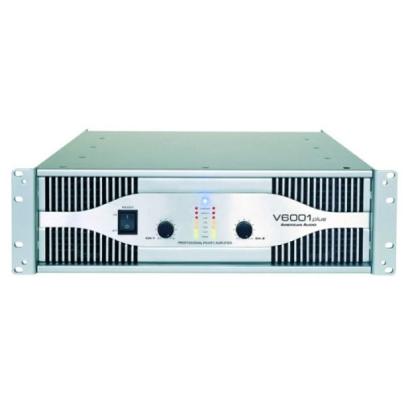 American Audio V-6001 Power Amplifikatör