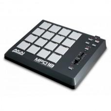 Akai MPX8 SD&SDHC Kart İle Uyumlu Sample Pad