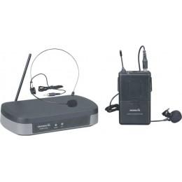 Osawa OSW-810Y VHF Telsiz Yaka Mikrofon