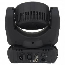 ADJ Inno Pocket Beam Q4 3 DMX Kanal Modu, 4 Dahili Gösterili Mini Hareketli Başlık Işın Efekti