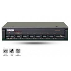 Dexun D-200 120 Watt Hat Trafolu Mikser Amplifikatör