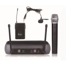 Derrica V-266MH VHF Kablosuz El+Yaka Mikrofon