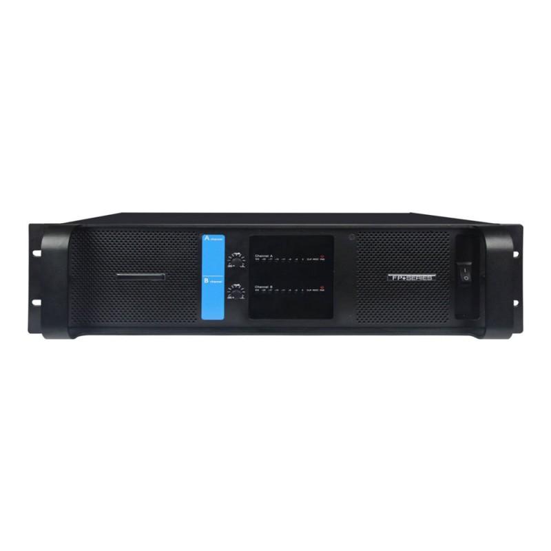 Notel NOT P2500 2x500 Watt Stereo Power Amplifikatör