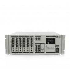 Notel NOT A 2200BTT 2x200 Watt Eko'lu Mp3 Çalarlı 2 Çıkışı Hat Trafolu Power Küp Mikser Amplifikatör