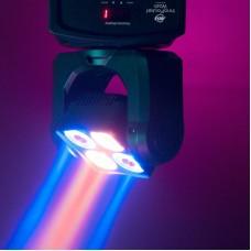 ADJ INNO POCKET WASH 10 Watt Quad RGBW LED Kaynağı Olan Yüksek Çıkışlı Efekt Işığı